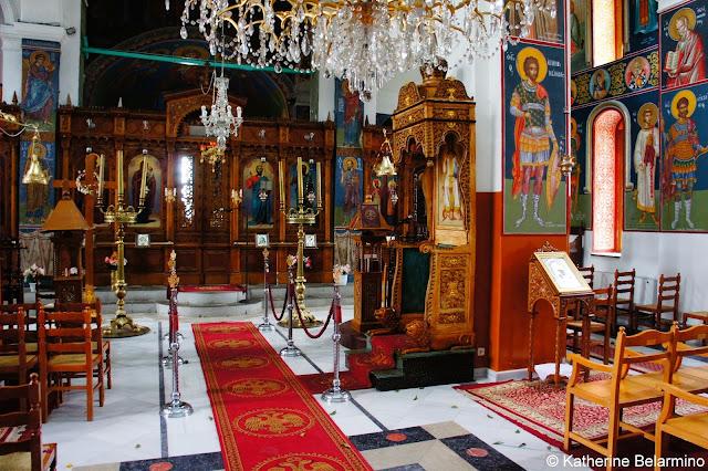 Krikello Church Central Greece Attractions