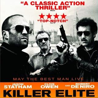 Фильм Профессионал (Killer Elite, 2011)