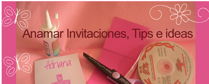 Anamar Invitaciones