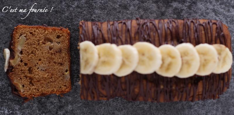 Cake Banane Pepite Chocolat Marmiton