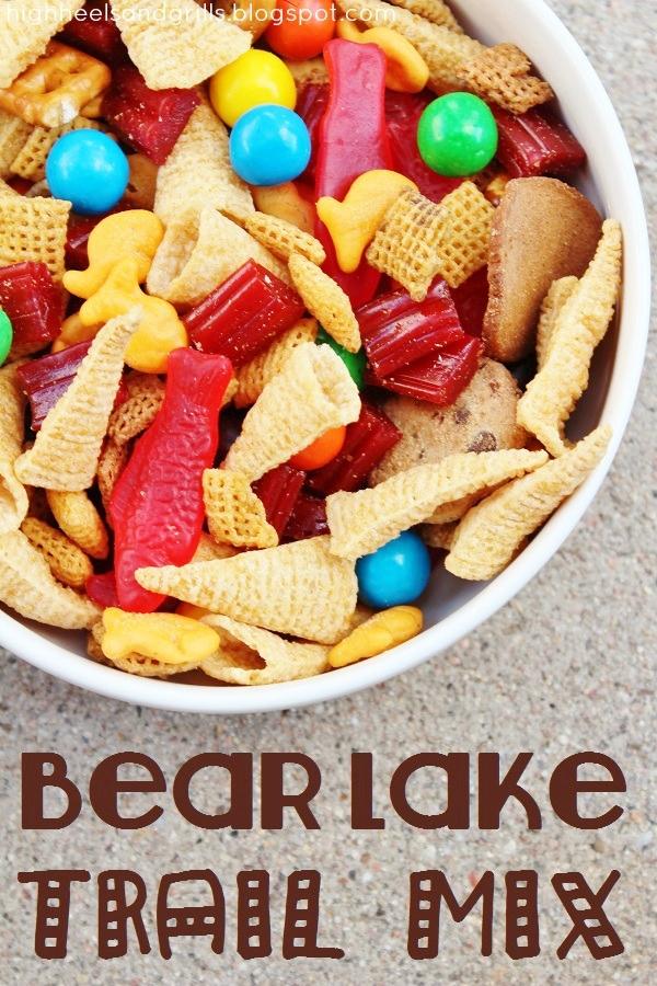 Bear lake trail mix high heels and grills