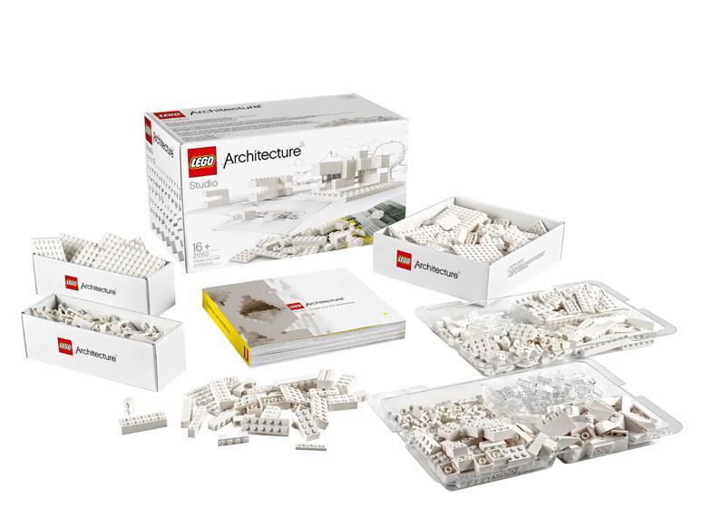 Architettura minimale per lego architecture studio arc for Architecture minimale