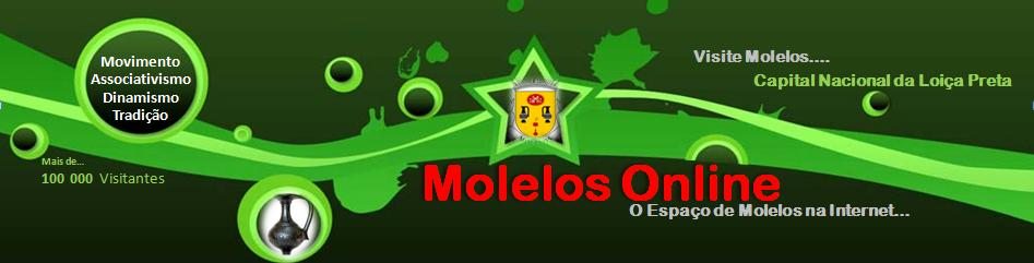 MOLELOS ONLINE... O Espaço de Molelos na Internet