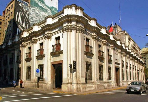 Museu de arte precolombino Santiago