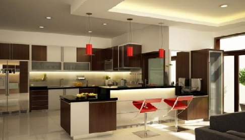 Amerikan mutfak modelleri 2012 yaln zbilgi for 2 1 salon dekorasyonu