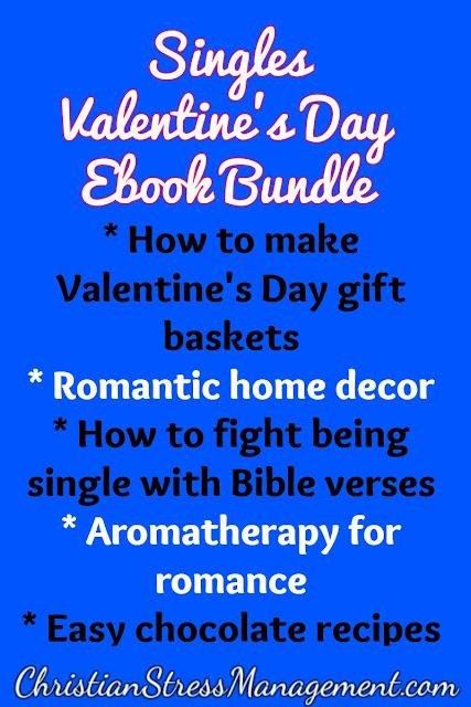 Christian singles Valentine's day ebooks bundle