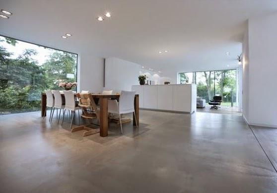 Diferencias entre el cemento pulido y el microcemento - Suelo de cemento pulido precio ...
