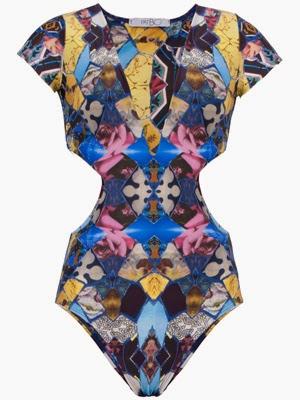 PatBO coleção moda praia verão 2015 maiô