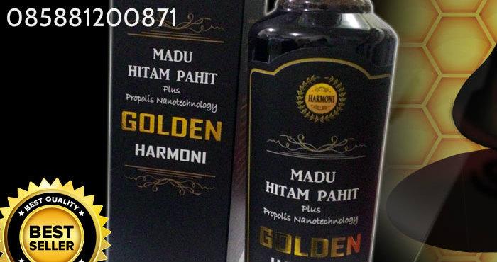 Madu Hitam Pahit Golden Harmoni Propolis NanoMadu Hitam Pahit Golden Harmoni Propolis Nano