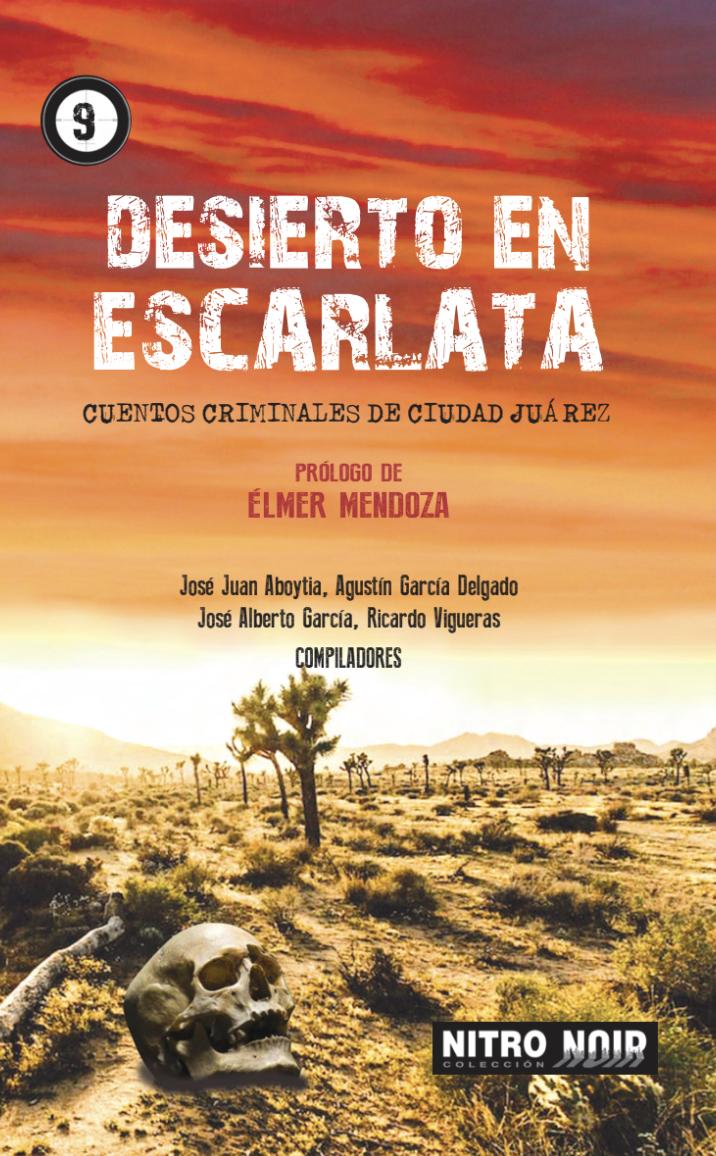 Desierto en escarlata