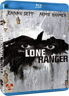 Solo Audio Latino The Lone Ranger (2013) 410MB AC3 5.1 ch