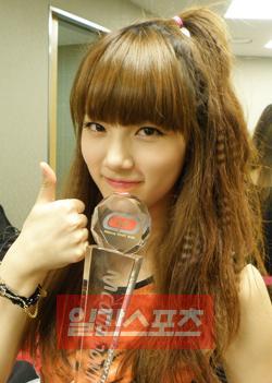 korea tinggi 166cm profesi vocalis aktris model bahasa mandarin korea