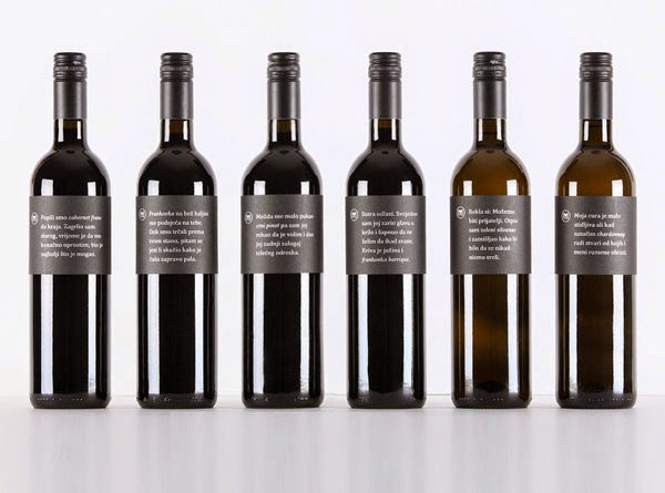 35 Creative Wine Bottle Designs for Wine Enthusiasts ...
