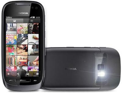 Nokia 701 Camera