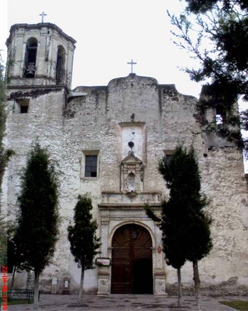 Ex convento de san pedro ap stol villa de tezontepec hidalgo for Villas de tezontepec