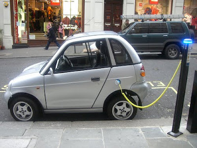 Electric Cars: The Future of Driving