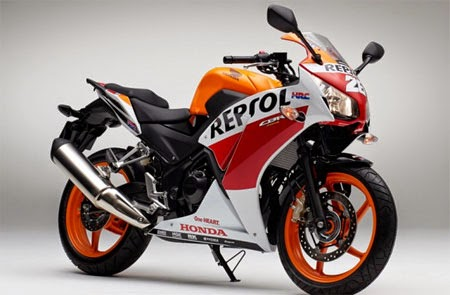 Honda CBR250R Limited Edition 2015