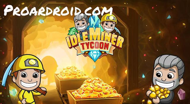 لعبة زعيم المناجم Idle Miner akgsw.jpg