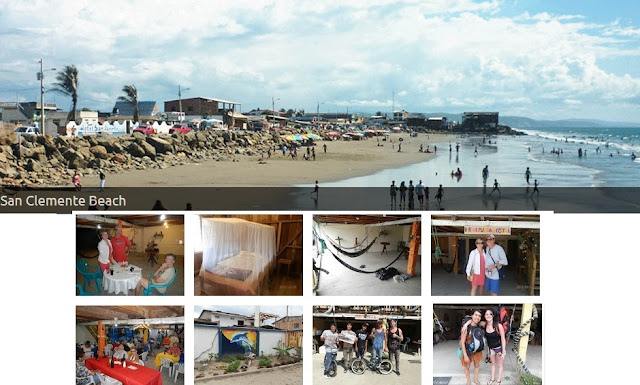 Villas en Ecuador Alojamiento en la Ruta del Sol - Casa Punta Bikini