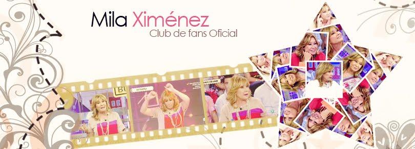 Mila Ximénez - Club de fans Oficial