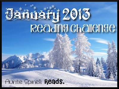 January 2013 Monthly Reading Challenge