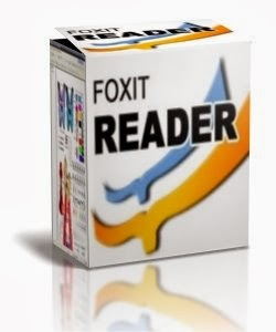 برنامج foxit reader لقراءة ملفات بى دى اف
