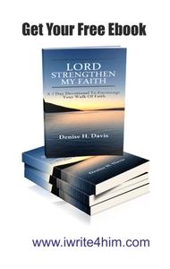 Lord, Strengthen My Faith