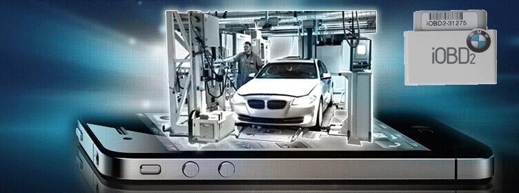iOBD2 BMW