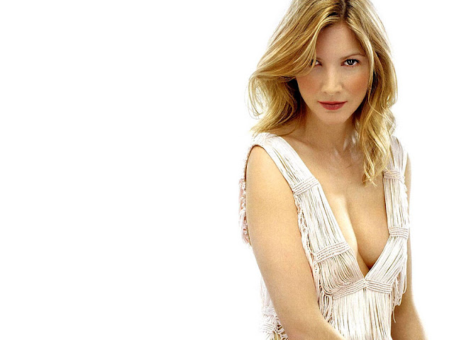 Actress and Model Lisa Faulkner