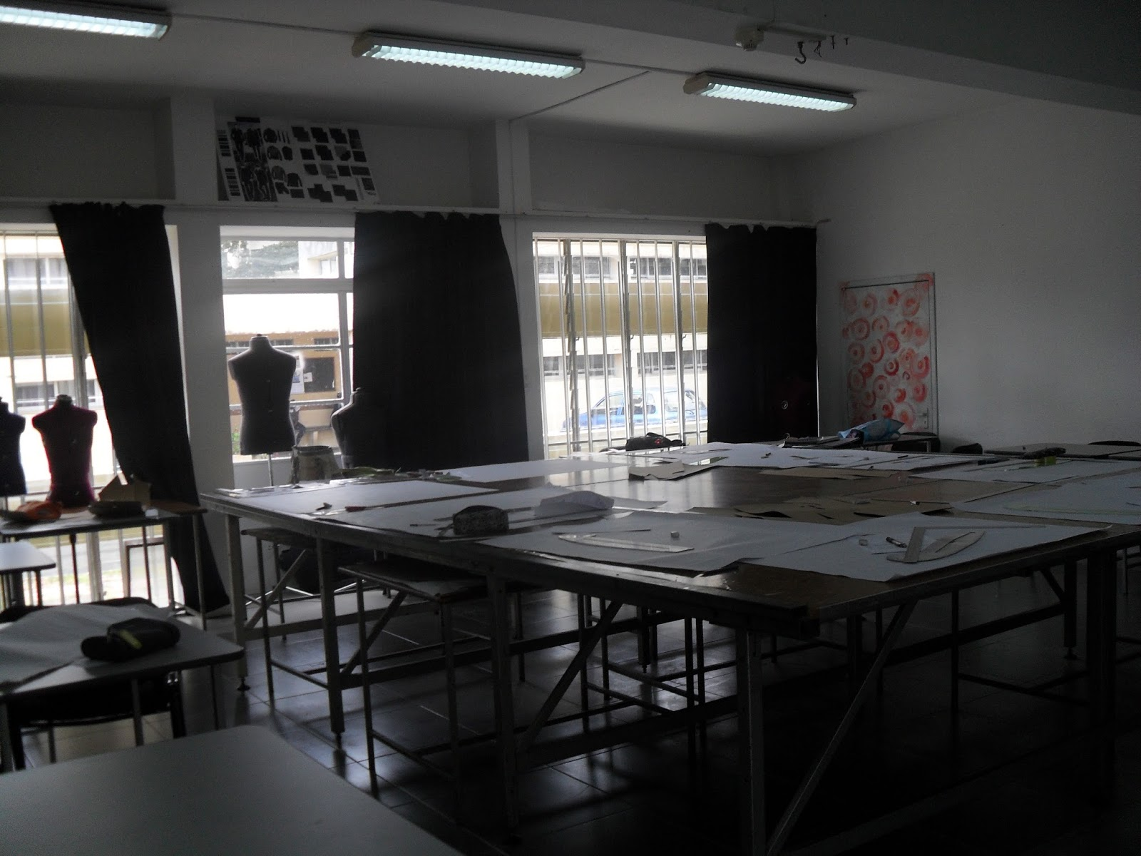 Fashion And Design Institute Mauritius fashion studio space