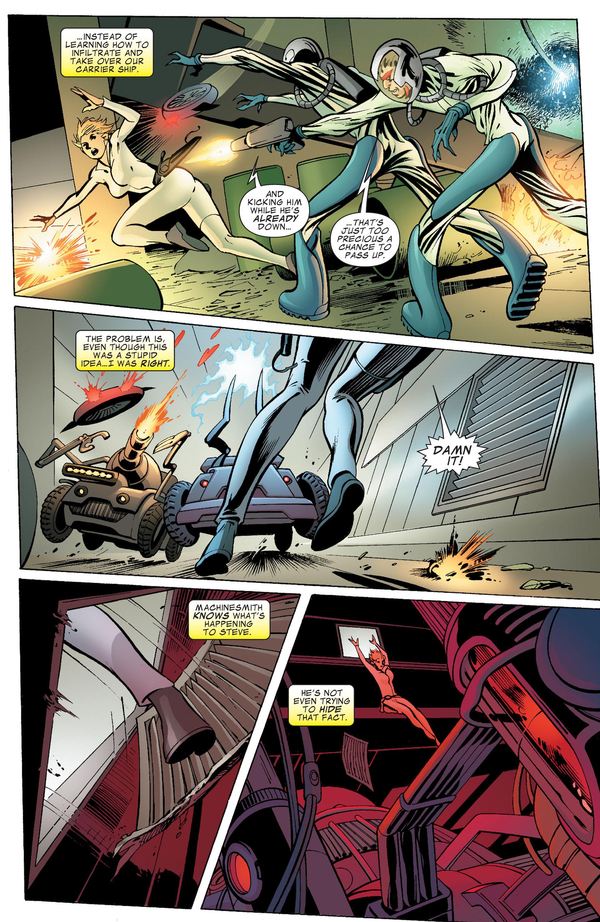 Captain America (2011) Issue #9 #9 - English 6