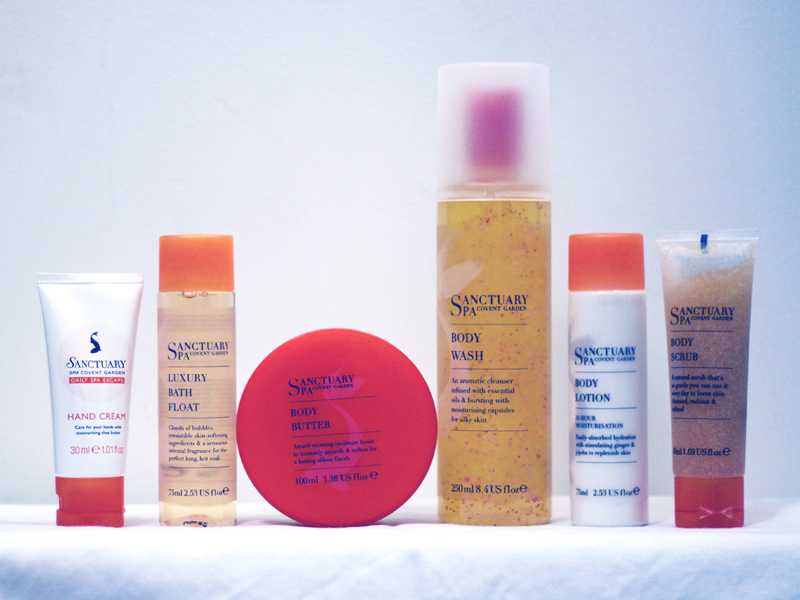 Sanctuary Spa Ultimate Body Revival Review