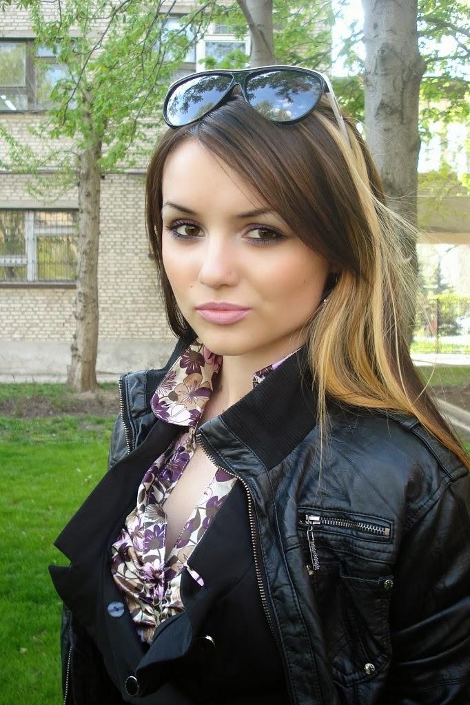 красивых девушек фото вк
