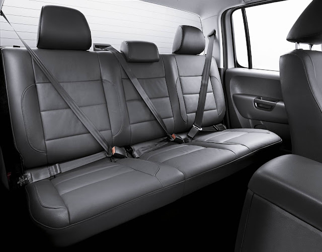 VW Amarok 2014 Highline Cabine Dupla - interior