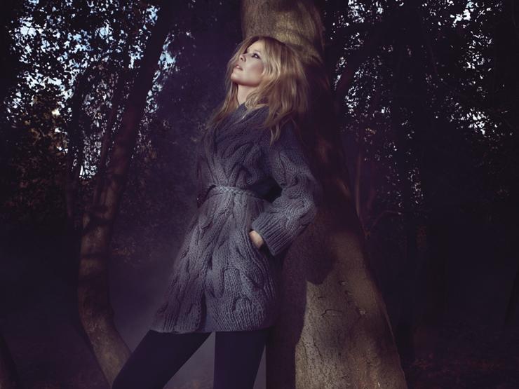 chaquetas lana mujer