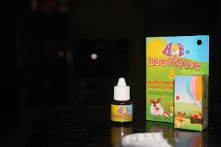 obat hamster, hamsflex