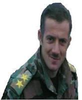 الملازم أول بسام محمود طلاس
