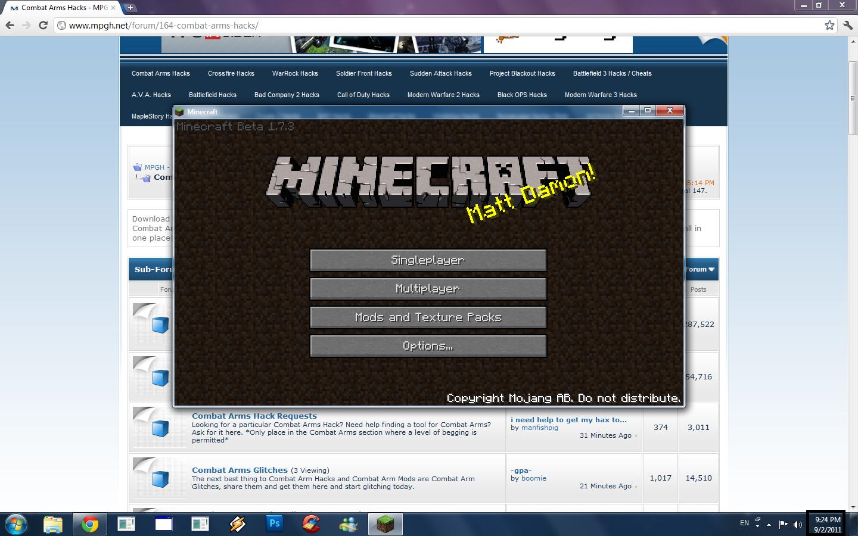 Minecraft Por Anjocaido