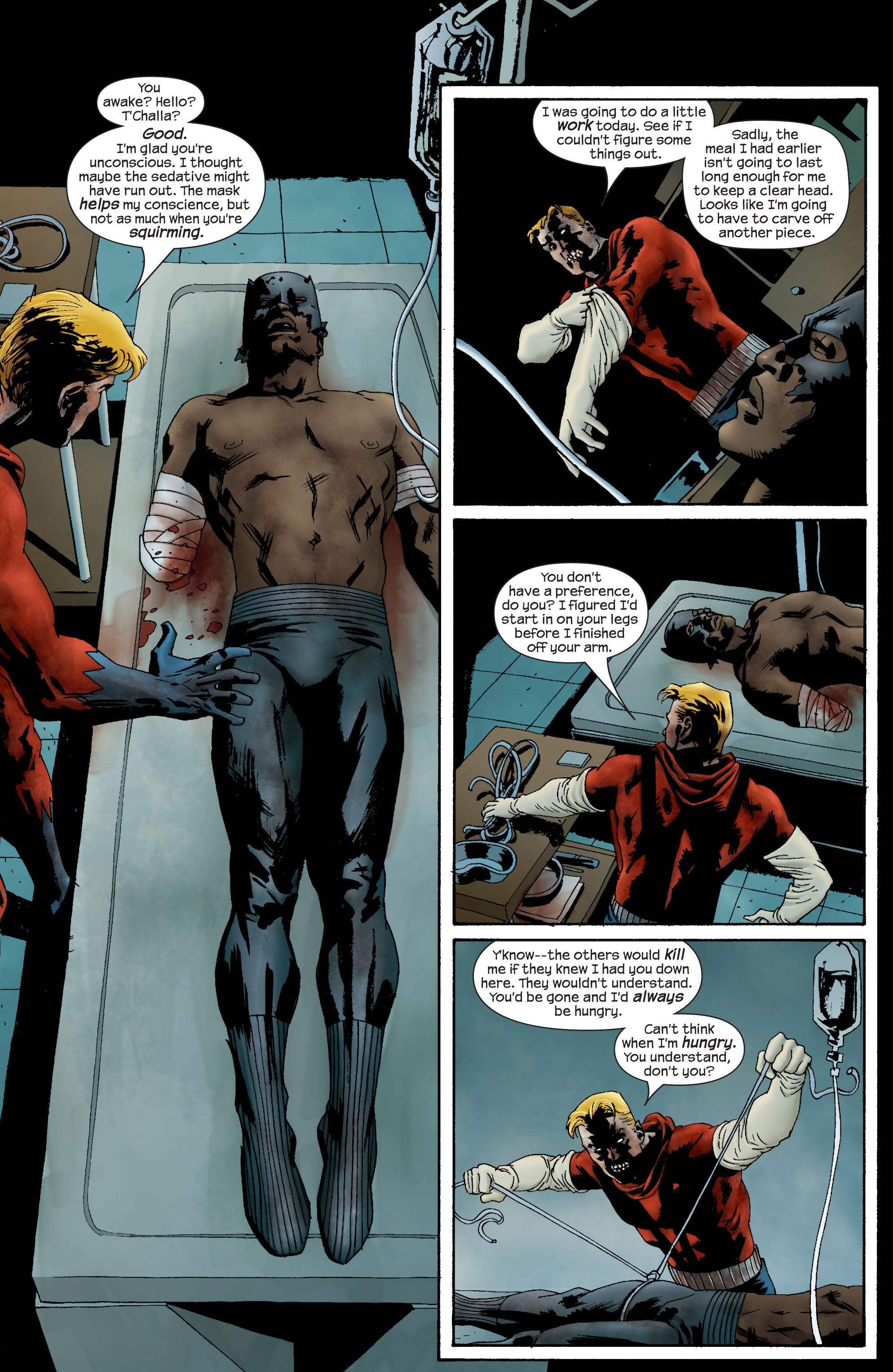 Marvel Zombies (2006) Issue #2 #2 - English 6