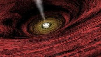 Hallan una 'puerta' en el centro de los agujeros negros