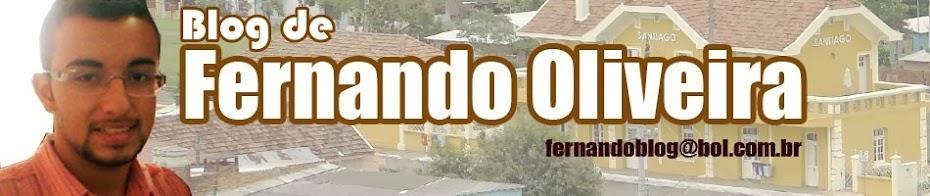 Blog de Fernando Oliveira