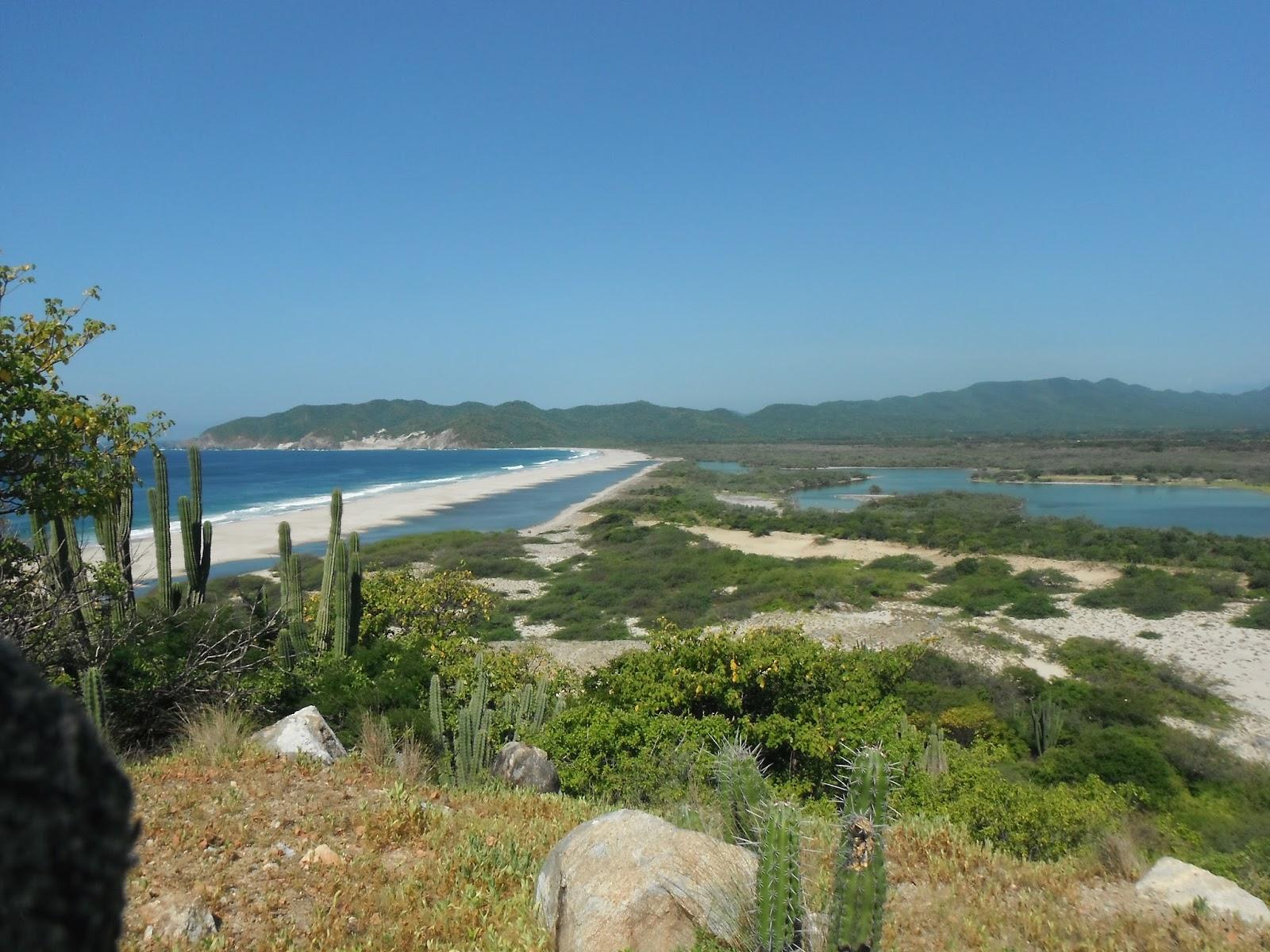 Ecoturismo m xico la bamba oaxaca for En zacatecas hay playa