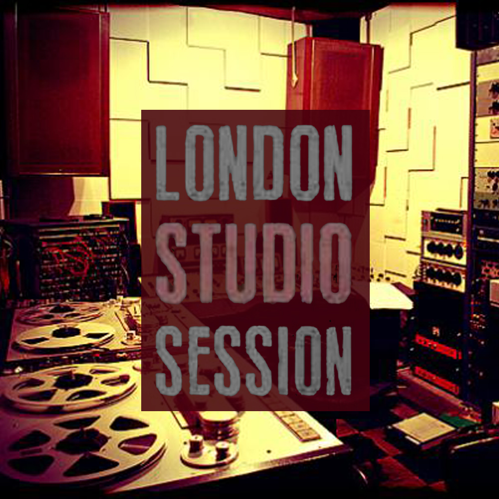 LONDON STUDIO SESSION