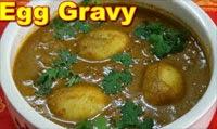 Egg Gravy/Masala Recipe for Chapathi/Rice in Tamil