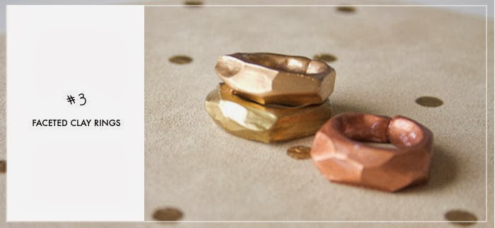 http://www.poppytalk.com/2013/03/diy-faceted-clay-rings.html