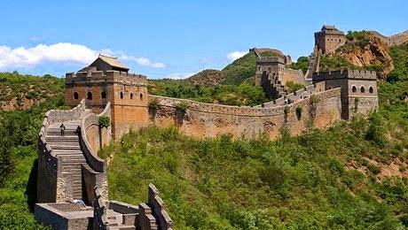 Εικονική περιήγηση στο Σινικό Τείχος