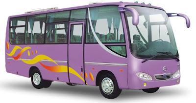 daftar harga bus pariwisata