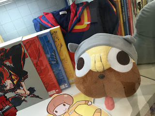 Kill la Kill Books and Plush