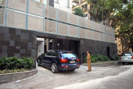 Sachin Tendulkar 39 S New House Photos Shell House At