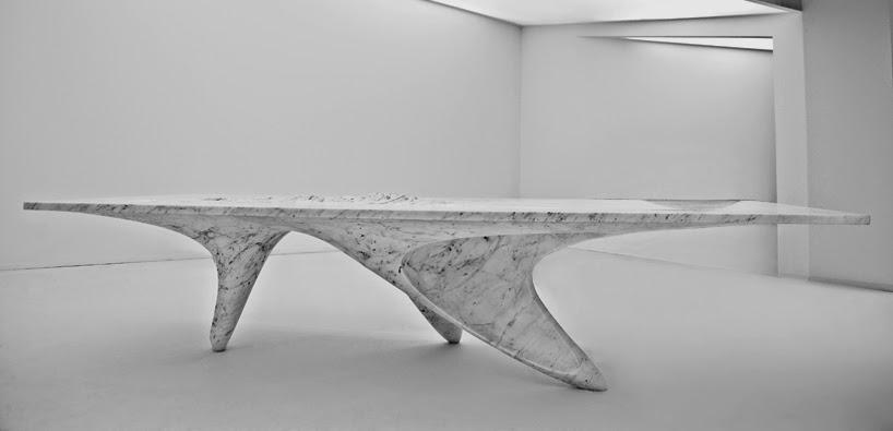 Zaha Hadid Furniture Designs: B_TEKKIE: Zaha Hadid Furniture